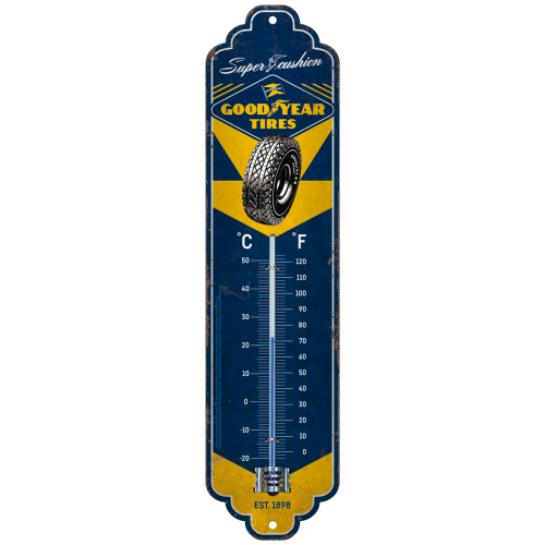 Thermometer Goodyear - Super Cushion