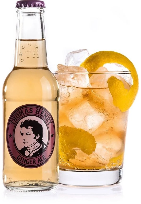 Thomas Henry Ginger Ale 0,2L incl. Pfand