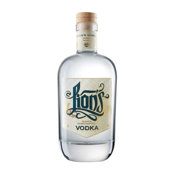 LION's – Munich Handcrafted Vodka 700 ml 42% vol.