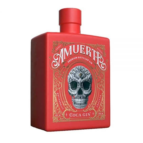 Amuerte Gin Red Limited Edition 43% vol. 0,7l